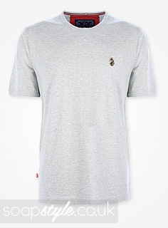 SoapStyle.co.uk - Jack's Grey T-Shirt - 10th September
