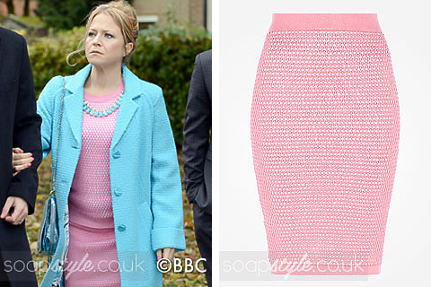 SoapStyle.co.uk - EastEnders - Linda Carter's Pink Skirt - Where From