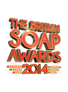 British Soap Awards 2014: Sophie Austin's Dress