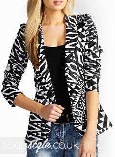 Picture of Carmel's blazer in Hollyoaks
