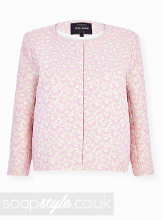 SoapStyle.co.uk - Hollyoaks - Carmel's Pink Floral Jacket - Where From