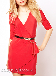 SoapStyle.co.uk - Carmel's Red Dress - Where From