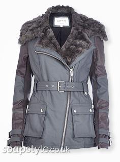 SoapStyle - Corrie - Alya's Grey Jacket / Coat