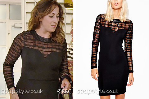 Sonia's Black Dress - EastEnders - SoapStyle