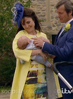 Emma Barton's Dress - Debbie & Pete's Wedding - Emmerdale - SoapStyle