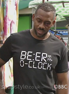 Vincent's Beer O'Clock T-Shirt - EastEnders - Episode - SoapStyle