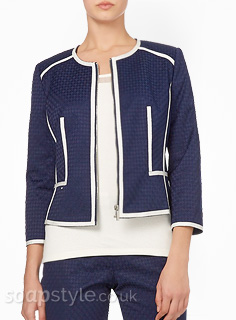 Sally's Navy Blue Jacket