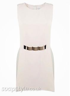 Maxine's Belt Dress Playsuit - Details - SoapStyle