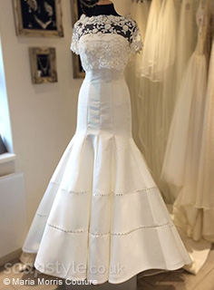 Carla & Kate's Wedding Dresses in Corrie - Details - SoapStyle