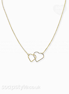 Sienna's Heart Necklace